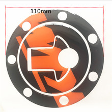 High quality New motorcycle Reflective Fuel tank cover stickers decoration