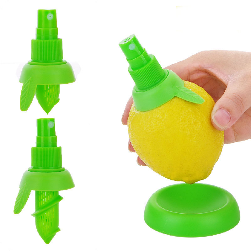 Mini Fruit Juicer Manual Lemon sprayer Squeezers Household Fruit Tool Mini Citrus Lime Juice Maker Kitchen Accessories For Home