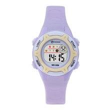 Fashion Sport Kids Waterproof Wrist Watches for Boys Girls LED Digital Child Watch Silicone Children Casual Clock Reloj