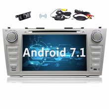 Eincar For TOYOTA Camry 8 inch Android 7.1 CAR DVD Player GPS Navigation Bluetooth HD Touchscreen Radio + Wireless Rear Camera