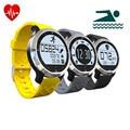 Original Makibes F69 Sprots reloj inteligente IP68 gimnasio rastreador pulsera del ritmo cardíaco Monitor pulsera para IOS Android