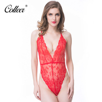 COLLEER 2017 Women Underwear Bra Suit Push Up Bra Set Sexy Deep V Gather Adjustment Female