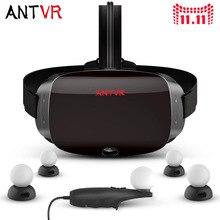 Original Antvr Helmet 2.0 All-in-one VR Helmet for games Movie Google Cardboard Competitve for Oculuc Rift HTC Vive.