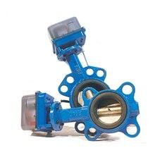 DN80,DN100 Electric butterfly valve стоимость