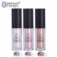 HengFang Makeup Shimmer Gold Highlighter Liquid Brightener Make Up Concealer Face Foundation Bronzer&Highlight Contour Stick