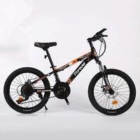 MTB горный велосипед BMX высокоуглеродистой стали дюймов 20 дюймов небольшой Циклон амортизатор скорость