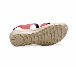 Image 5 - GKTINOO Sommer Frauen Sandalen Komfortable Damen Schuhe Strand Gladiator Sandale Frauen Casual Flache Sandalen Mode Schuh