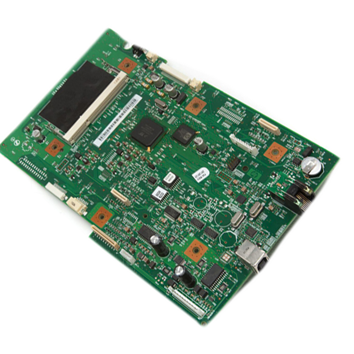 CC370-60001 Original Refurbished Mainboard Main Board For HP LaserJet M2727 M2727NF 2727 2727NF Printer Formatter Board new oem formatter board 220v for hp laserjet pro m126a m126 m125a m125 126 125 cz172 60001 high quality mainboard copier parts
