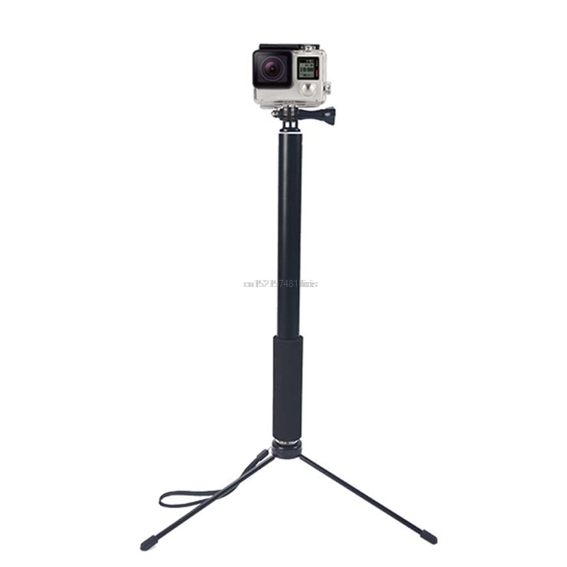 1.5m/2m Extendable Selfie Stick Tripod Stand for iPhone iPad DSLR Android Gopro 13
