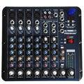 Freeboss SMR8 4 Моно + 2 стерео 8 каналов 16 DSP хорошее качество горячее надувательство USB профессиональное аудио микшер