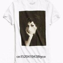 69e85be1c6b Venta caliente hombres camiseta Amy Winehouse AMY WINEHOUSE foto camiseta  nueva licencia y oficial raro hombres camiseta mujer c.