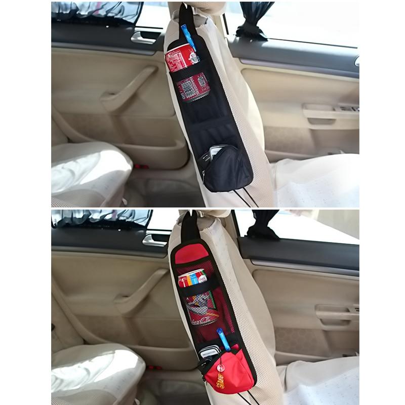 Nuevo diseño Bolsa de almacenamiento de asiento de automóvil Bolsa - Accesorios de interior de coche - foto 3