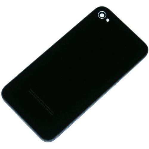 Для Apple iPhone 4 CDMA 4S Белый/Черный Цвет Назад Крышка Батарейного Отсека Крышка С Рамкой