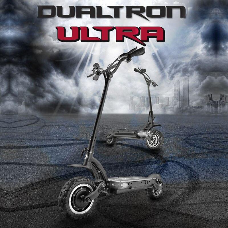 Prix pour 2400 W Dualtron Ultra Puissant Électrique Scooter Hoverboard Hors Route Planche À Roulettes Plus Puissant Professionnel Électrique Longboard