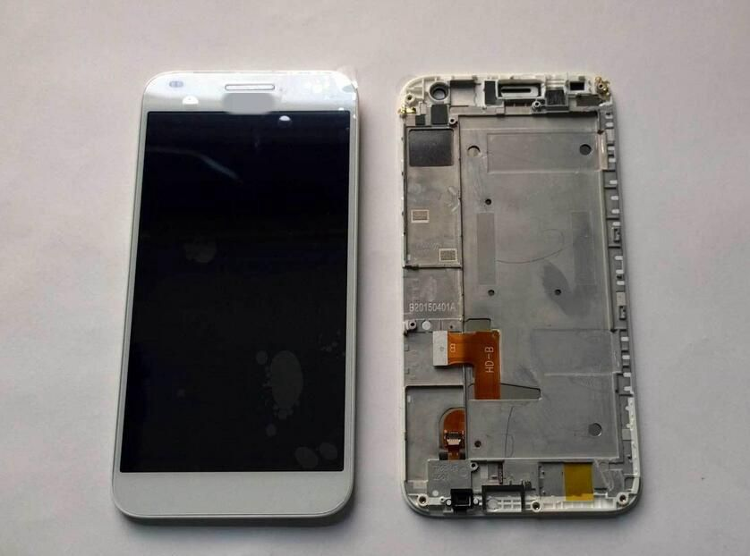 ФОТО For HuaWei Ascend G7 G7-UL20 G7-TL00 Lcd Display +touch glass digitizer +Frame assembly replacement screen white free shipping
