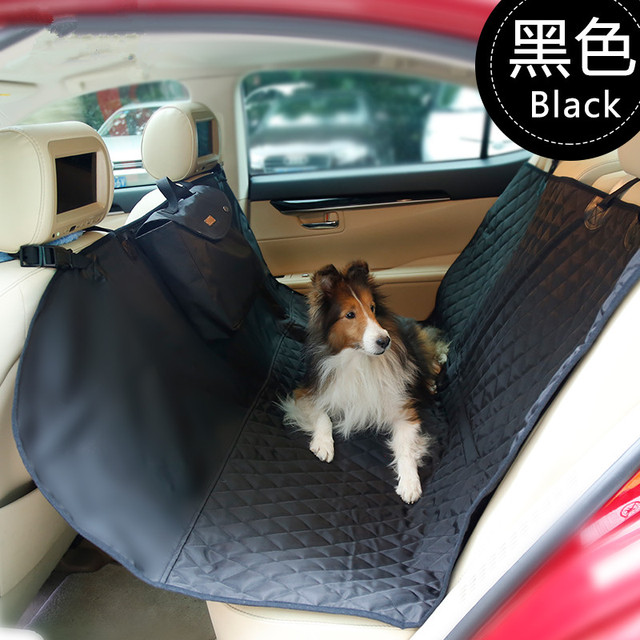 Waterproof Oxford Fabric Pet Car Seat Dog Mat Cover Dog Supplies Cat
