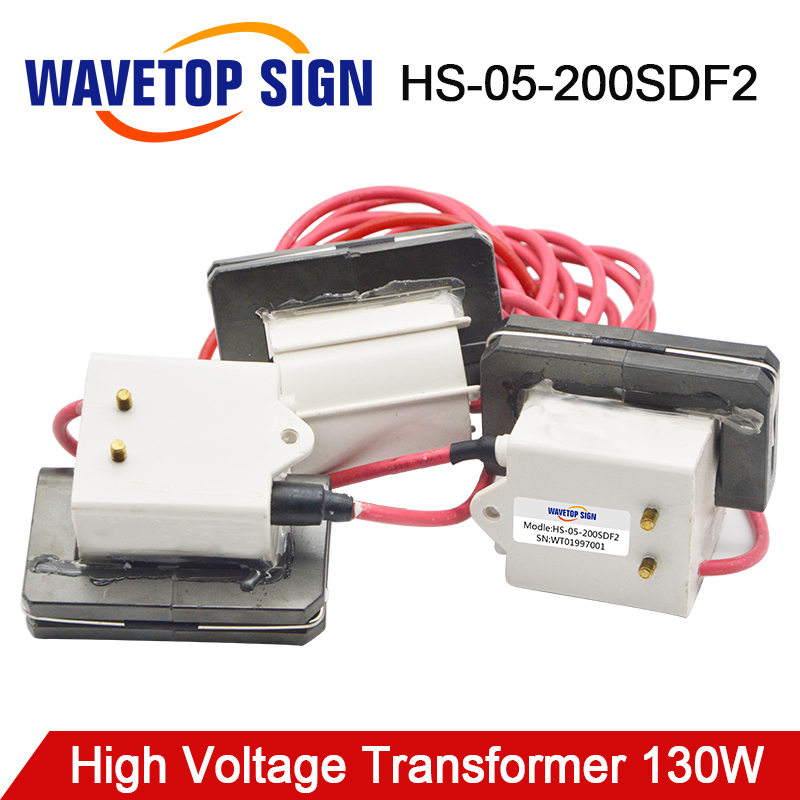 High Voltage Transformer HS-05-200SDF2 130W use for Laser Power Supply 130-150W майлз дэвис miles davis porgy