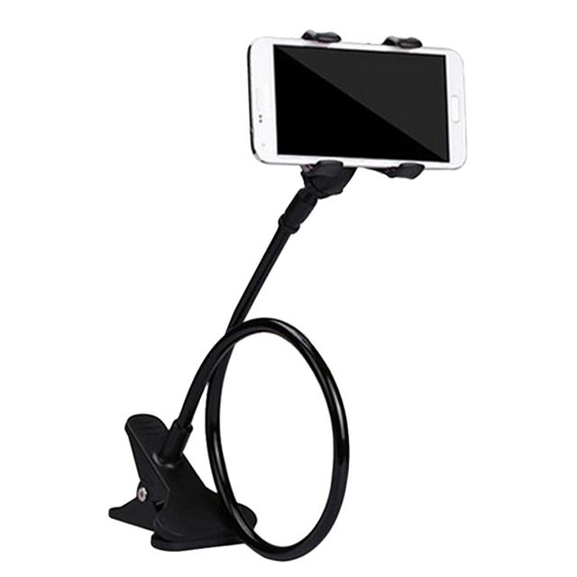 360 Degree Rotation Flexible Phone Long Holder Stand