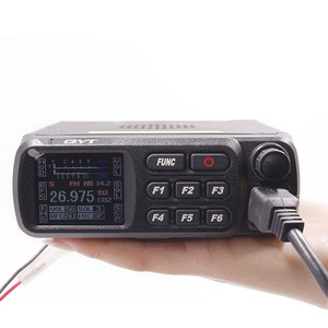 Image 3 - QYT CB 27 CB Radio 26.965 27.405MHz AM/FM 12/24V 4 W ekran LCD Shortware Citizen Band multi norm Ham CB Mobile Radio CB 27
