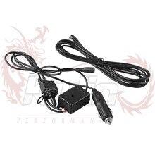 Универсальный ручной переключатель/переключатель дистанционного управления для глушителя выхлопной трубы электрическая система для резки отвальная труба комплект TP023A/TP024A