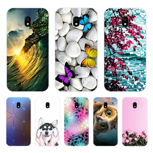 Image 1 - Case For Samsung Galaxy J3 2017 Case Silicone Coque for Samsung Galaxy J3 2017 Cover Funda for Samsung J3 2017 j330F hoesje Bag