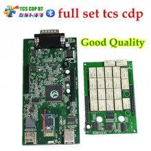 Neueste vci 2015. R3 software mit bluetooth obd2 obdii scanner TCS CDP Pro Plus diagnose-tool für autos lkw 3in1