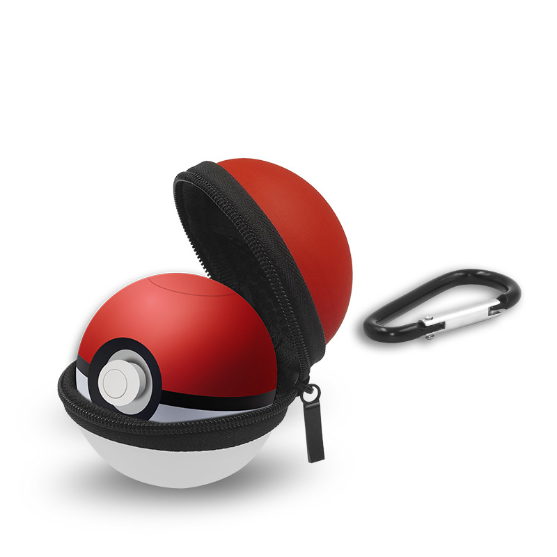 Carrying Case for New 2018 Pokemon Poke Ball Puls Controller Protective Hard Portable Travel Pokeball Case Bag for Nitendo Switch Accessories Pokeball (4)