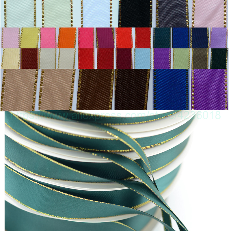 1m Rainbow Grosgrain Ribbon Double Sided 9mm 25mm 38mm 50mm 75mm Bows Cake