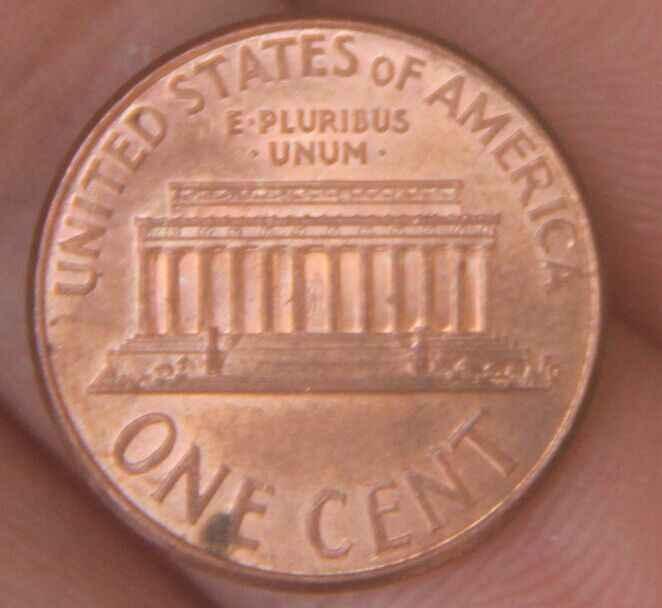 Um Centavo EUA MOEDAS Coleções Americanas ommemorative