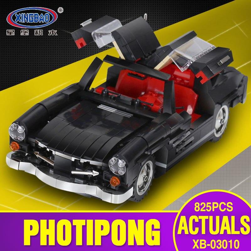 X Model Compatible with Lego X03010 825Pcs Photpong Car Models Building Kits Blocks Toys Hobby Hobbies For Boys GirlsX Model Compatible with Lego X03010 825Pcs Photpong Car Models Building Kits Blocks Toys Hobby Hobbies For Boys Girls