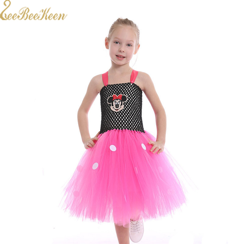 Anime Copslay Movie Role play Suit Holiday Gift Kid's Cosplay Costume Cute Girls Tutu Dress Baby Dress For 1-12Years children
