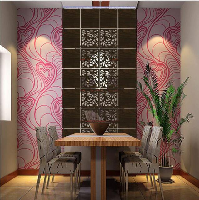 Room Divider Screen For The Decorative Parion Blinds Shield Rooms Plastic Hanging Wood Retro