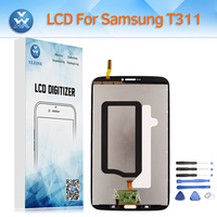 LCD For Samsung Galaxy Tab 3 T310 T311 T315 LCD Display Touch Screen Digitizer Assembly Replacement