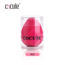 2017 Top Sale High Quality Beauty Cosmetic Puff Egg Foundation Makeup Sponge Powder Blush Tool Retail