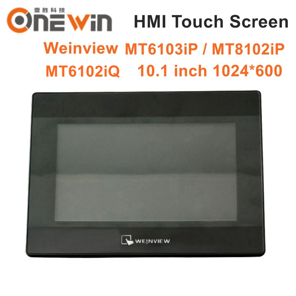 WEINVIEW WEINTEK MT6103iP MT8102iP MT6102iQ HMI Touch Screen 10 1 inch 1024 600 USB Ethernet new
