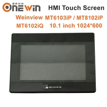 Weinview MT6103iP MT8102iP MT6102iQ Hmi Touch Screen 10.1 Inch 1024*600 Usb Ethernet Nieuwe Human Machine Interface Display