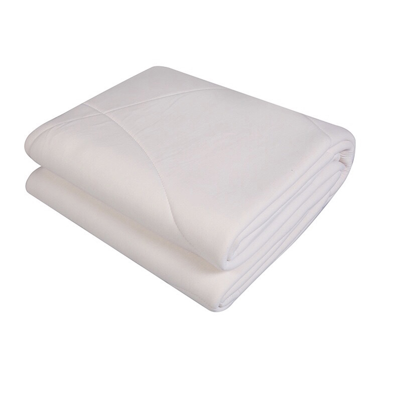 Super Soft Natural Latex Summer Comforter Breathable Healthy Plaid Blanket Mattress Cover Queen Size Double Bed