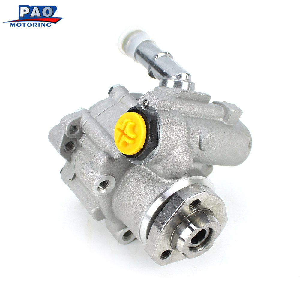New Power Steering Pump Fit For VW BORA GOLF III 3 IV 4 PASSAT VENTO POLO OEM 030145157,1H0 422 155 E,1J0 422 152 G booster