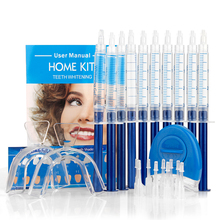Professional Peroxide Teeth Whitener with LED Light