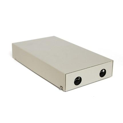 24 Ports Fiber Optic FTTH Box Fiber Optic Termination Box Fiber Optic Distribution