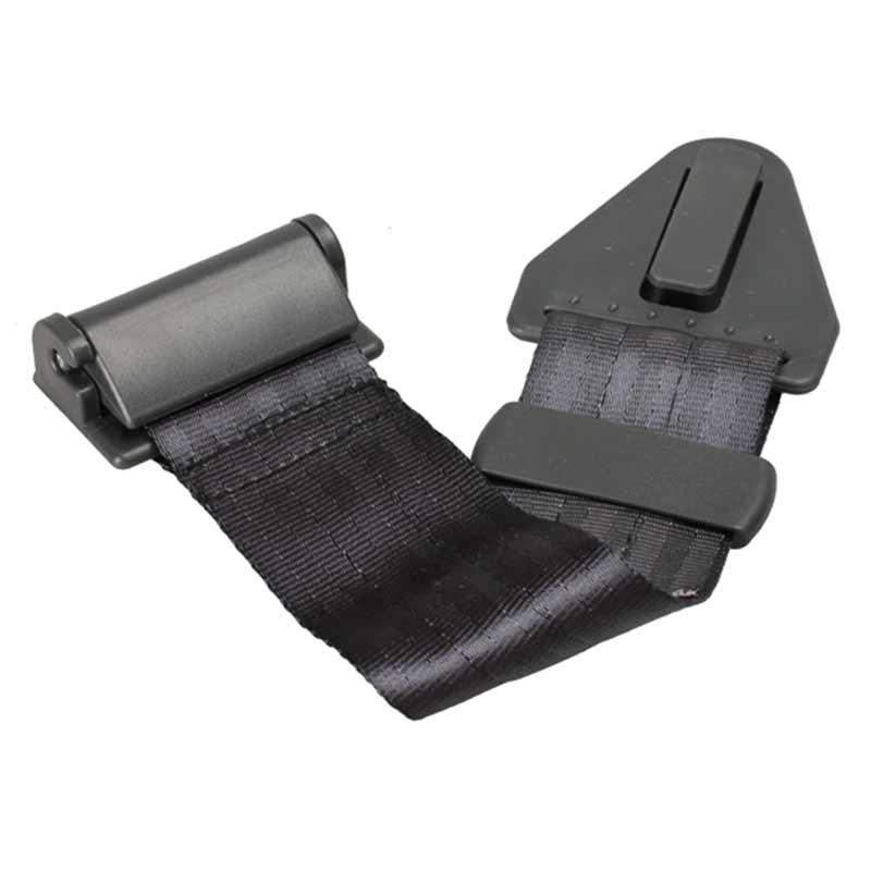Do Promotion! Safety Car Seat Belt Adjuster Adjustable Lock Buckle Strap for Child Kids