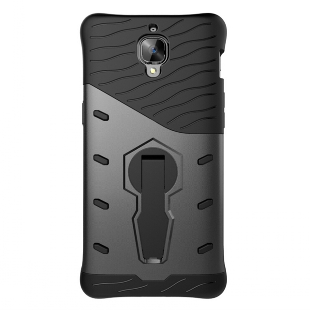 the latest a71f1 fef01 US $4.99 |for Oneplus 3T Case Heavy Duty Hard Silicone Iron Man Armor Phone  Stent Case for One Plus 3T 3 T A3000 A3010 A 3000 3010 Cover-in Fitted ...