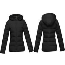 Новая Парка женская зимняя длинная пуховая куртка повседневная женская куртка с капюшоном зимнее теплое толстое пальто женская зимняя куртка плюс размер 5XL