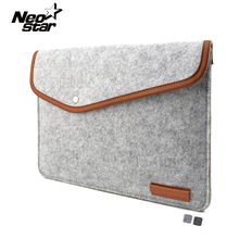 Wool Felt Laptop Bag Case For Macbook 11 13 15 Inch For Mac Air Pro Retina Lenovo Notebook PC Mouse Phone Sleeve Cover Men Women