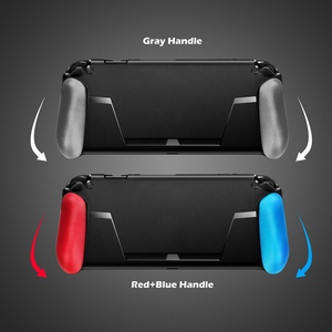 Image 5 - New Portable Case for Nintend Switch Console Carry Gaming Bag Soft TPU Case with Ergonomic Grip Shell Pouch for Nitendo Switch