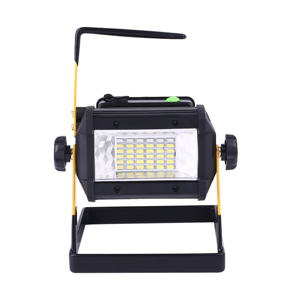 50W 36LED Fishing Lamp Flood Light Outdoor Camping Work Spot Light Cycling IP65