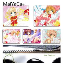 MaiYaCa Printed kinomoto sakura Customized MousePads Computer Laptop Anime Mouse