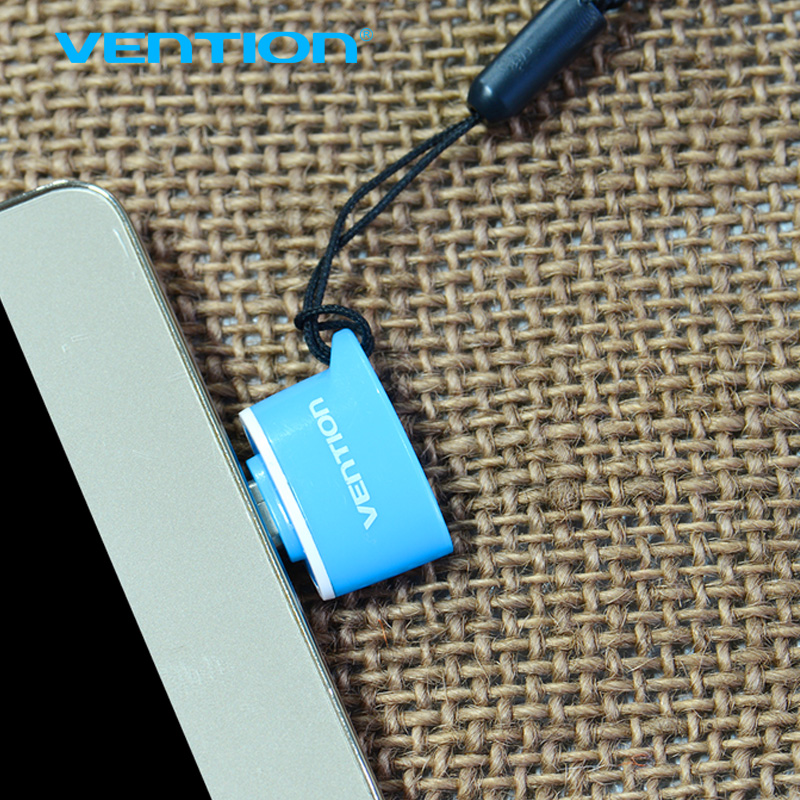Vention Micro USB To USB OTG Adapter Male to USB Micro OTG As