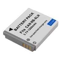 1pc 1200 mah NB-6L nb6l NB-6LH substituição da bateria para canon ixus 310 sx240 sx275 sx280 sx510 sx500 hs 95 200 105 210 300 s90 s95