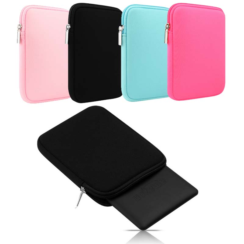 4 Color for Amazon Kindle Paperwhite1 2 3 Case Sleeve Protective Pouch Bag for Kindle 4 Voyage Oasis Ebook Case 6'' Sleeve Bag 6 inch kindle paperwhite 2 3 case pu leather sleeve kindle 8 case voyage ebook magnetic cover for amazon kindle case pouch bag